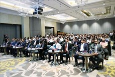 越南与阿联酋共同致力于可持续发展的贸易与投资