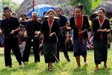 Lễ hội cầu mùa của đồng bào Khơ Mú
