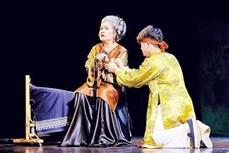 人民艺人丽玉——越南北部首支私人剧团的创始人