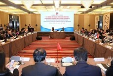 阮月娥大使:越南外交人员应适应数字时代背景下的挑战和机遇