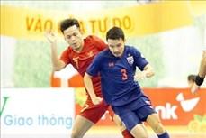 2019年HDBank杯东南亚室内五人制足球锦标赛:泰国队获得冠军