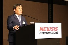首次越南经济论坛在韩国举行