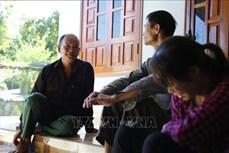 Ông Lý Văn Dau - Đảng viên người dân tộc Dao dân vận khéo
