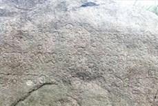 Công bố bản dịch ký tự chữ Champa cổ trên bia đá tại huyện Đắk Pơ