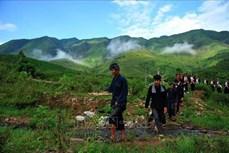 Độc đáo lễ cầu mùa của dân tộc Khơ Mú ở Điện Biên
