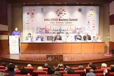 东盟与印度以加强互联互通促进经济发展