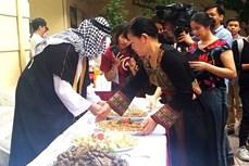 巴勒斯坦美食文化日活动首次在河内举行