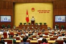 越南第十四届国会第八次会议:表决通过2020年中央财政专项安排方案的决议