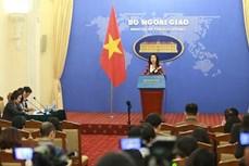 外交部发言人:推动越美防务关系走向深入务实