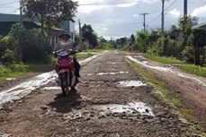 Thu hồi số tiền bớt xén công trình hỗ trợ di dân vùng dân tộc thiểu số ở huyện Krông Pa