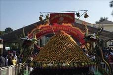 Khai mạc Lễ hội cam Cao Phong lần thứ V