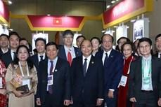 阮春福强调促进越南—韩国以及东盟—韩国关系