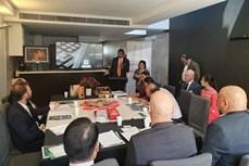 越南得乐省在澳大利亚推介经济潜力