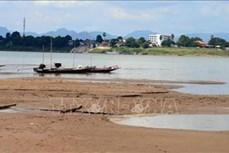 """泰国:湄公河水位已经降至""""临界点"""""""