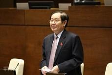 越南内政部部长黎永新:进一步提高干部、公务员素质