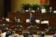 越南第十四届国会第八次会议:政府总理接受询问