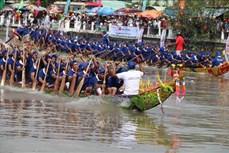 Đồng bào Khmer Trà Vinh vui mùa lễ hội Oóc Om Bóc