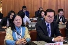 越南在第33届红十字与红新月国际大会上积极建言献策