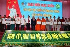 Đại hội đại biểu các dân tộc thiểu số tỉnh Sóc Trăng lần thứ III- năm 2019