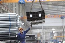 今年前11月和发集团钢管出口同比增长22.3%