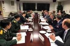 2019年越南与美国防务政策对话在华盛顿举行