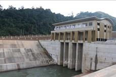 Quảng Trị khánh thành nhà máy Thủy điện Đakrông 4