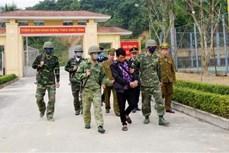 河静省逮捕从老挝非法运输毒品入境越南的一名男嫌犯