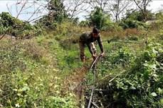 Xã vùng cao Phú Cường khát nước sạch