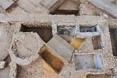 Phát hiện hiếm thấy một cơ sở làm mắm thời La Mã