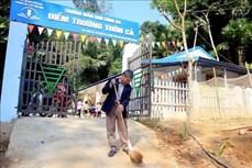Ma Kim Hải - Người đảng viên dân tộc Tày hiến đất xây lớp mầm non cho trẻ em vùng khó