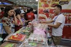 2019年越南—泰国消费品和食品展览会在安江省举行