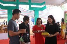 Thành phố Hà Nội có hơn 200 sản phẩm tham gia Hội chợ nông nghiệp và sản phẩm OCOP khu vực Tây Nguyên năm 2019