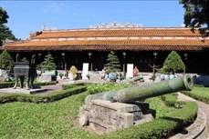 Độc đáo Bảo tàng Cổ vật Cung đình Huế