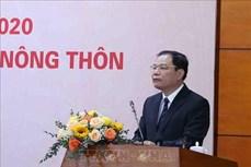 """Bộ trưởng Nguyễn Xuân Cường: Doanh nghiệp là """"đầu tàu"""" dẫn dắt chuỗi giá trị nông sản"""