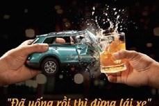 Từ 1/1/2020, uống rượu bia lái xe bị phạt tới 40 triệu đồng, tước giấy phép lái xe 2 năm
