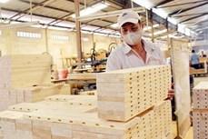 今年前11月越南木材和木制品出口额达94.5亿美元