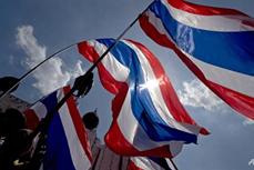 越南领导人向泰国领导人致国庆贺电