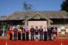 Trưng bày, trình diễn di sản văn hóa phi vật thể tiêu biểu các dân tộc tỉnh Hòa Bình