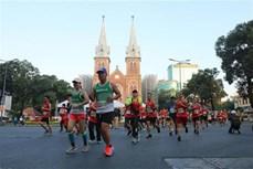 2019年胡志明市国际马拉松赛吸引近1.3万人参加