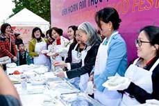 2019年国际美食节在河内举行