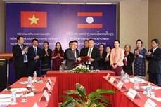 越通社与老挝巴特寮通讯社合作提高新闻质量