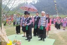 Tưng bừng Lễ hội Gầu Tào dân tộc Mông huyện Mai Châu năm 2019