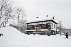 Ngắm ngôi làng Lịch sử Hokkaido (Nhật Bản) trong tuyết trắng