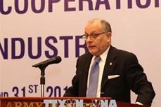 越南在阿根廷的国际关系总体运行中占有重要地位