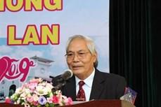 进一步促进胡志明市-老挝-泰国人民的友好关系