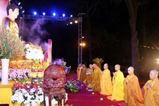 昆山寺莲花会上节祈求国泰民安 众生安乐