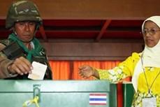 150万多名泰国选民登记提前投票