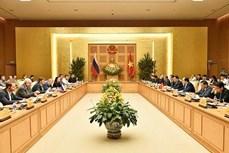 俄罗斯官员:俄罗斯愿协助越南培训电子政务和网络安全领域专家