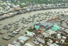 Kết nối du lịch Cần Thơ - An Giang - Bạc Liêu