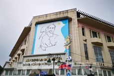 美朝领导人第二次会晤:河内市——和平城市和有吸引力的旅游目的地